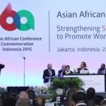 【安倍首相】アジア・アフリカ会議(バンドン会議)演説 全文