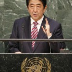【安倍首相】国連一般討論演説、常任理事国入りへの意欲を表明