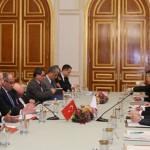 安倍首相トルコ訪問、日・トルコ首脳会談概要(平成27年11月13日)