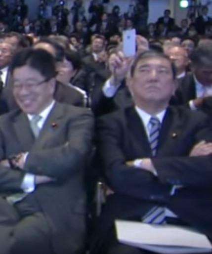 151129 自民党立党60年記念式典 安倍晋三総裁 演説3_2