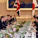 第2回日英外務・防衛閣僚会合「2+2」など 共同訓練や部隊間交流、北朝鮮対応で連携強化