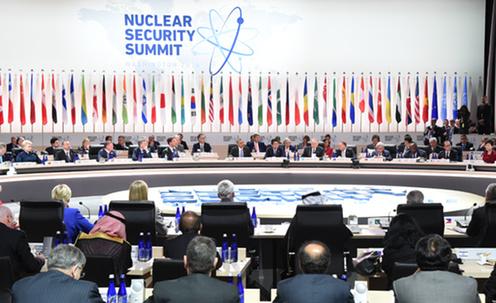 160401 米国核セキュリティ・サミット3日目 米国核セキュリティ・サミット・オープニングセッション2