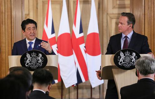 160505 日英首脳会談2