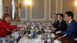 【安倍首相】欧州訪問(イタリア・フランス・ベルギー・ドイツ・イギリス)会談・会見まとめ