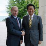 【安倍首相】ロシア訪問、プーチンとの首脳会談など概要まとめ