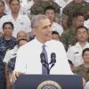 オバマ大統領 岩国基地訪問、演説全文(和訳・英文)