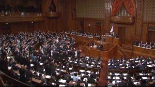 【192回国会】安倍内閣総理大臣所信表明演説<全文>