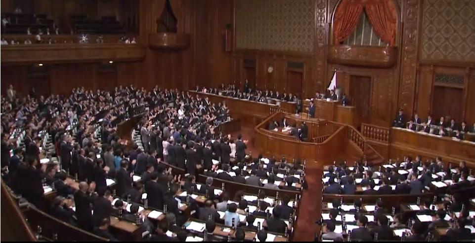 160926 第192回国会における安倍内閣総理大臣所信表明演説