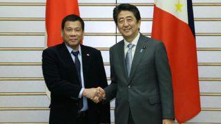 フィリピン・ドゥテルテ大統領来日、2日目の動き<まとめ>