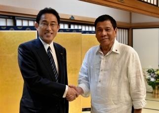 161025_岸田外務大臣のドゥテルテ・フィリピン大統領との夕食会