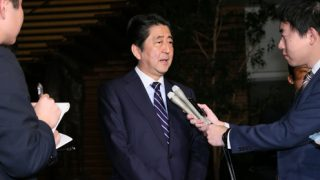 米大統領選トランプ勝利 安倍首相祝辞・会見<全文> 岸田外相祝電<全文>