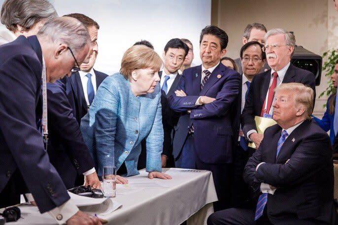 G7 シャルルボワサミット