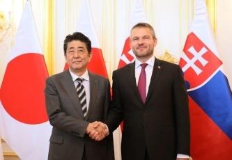 安倍総理大臣の欧米訪問